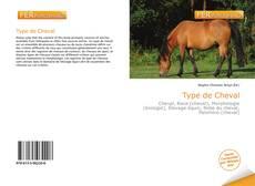 Copertina di Type de Cheval