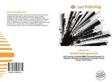 Buchcover von Harald Schlegelmilch