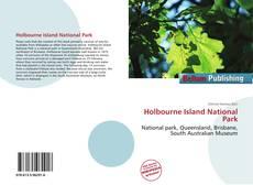 Bookcover of Holbourne Island National Park