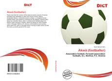 Bookcover of Akwá (footballer)