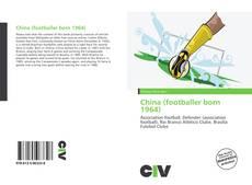 Borítókép a  China (footballer born 1964) - hoz