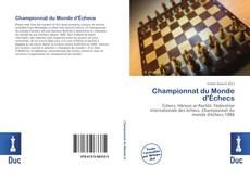 Couverture de Championnat du Monde d'Échecs