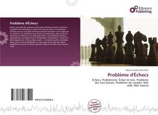 Problème d'Échecs的封面