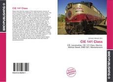 Bookcover of CIE 141 Class