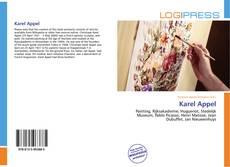 Couverture de Karel Appel