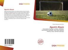 Agustín Alayes kitap kapağı