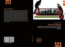 Capa do livro de Gerardo Mejía