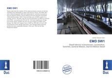 Portada del libro de EMD SW1