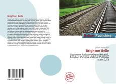 Capa do livro de Brighton Belle