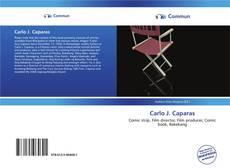Portada del libro de Carlo J. Caparas