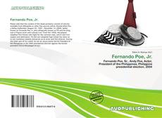 Bookcover of Fernando Poe, Jr.