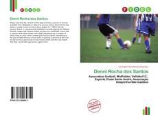 Capa do livro de Denni Rocha dos Santos
