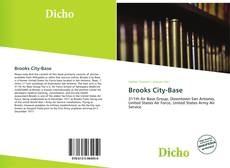 Bookcover of Brooks City-Base