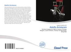 Bookcover of Adolfo Aristarain