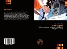 Fiat Regata kitap kapağı