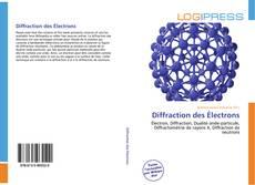 Diffraction des Électrons的封面