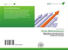 Capa do livro de Droite (Mathématiques)