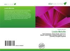 Bookcover of Leslie Melville