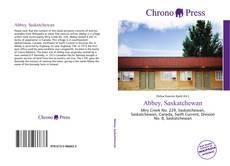 Bookcover of Abbey, Saskatchewan
