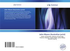 Portada del libro de John Moore (Australian jurist)