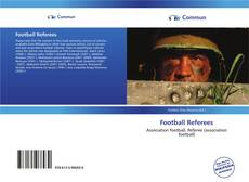 Football Referees kitap kapağı