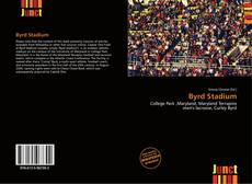 Capa do livro de Byrd Stadium