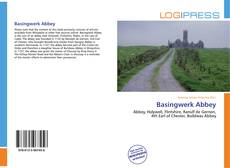 Capa do livro de Basingwerk Abbey