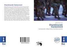Bookcover of Chandimandir Cantonment