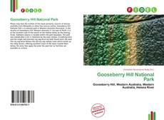 Capa do livro de Gooseberry Hill National Park