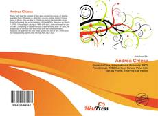 Bookcover of Andrea Chiesa