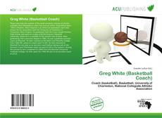 Couverture de Greg White (Basketball Coach)