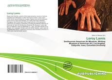 Bookcover of Leroy Lamis