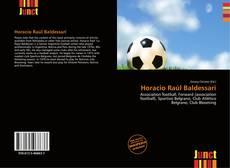 Capa do livro de Horacio Raúl Baldessari