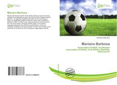 Bookcover of Mariano Barbosa