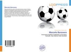 Capa do livro de Marcelo Barovero