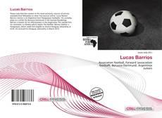 Buchcover von Lucas Barrios