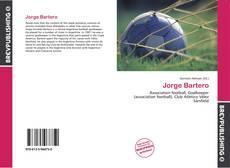 Buchcover von Jorge Bartero