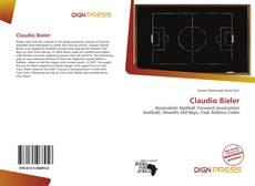 Capa do livro de Claudio Bieler