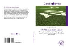 Bookcover of 2010 Chicago Bears Season