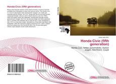Honda Civic (fifth generation)的封面