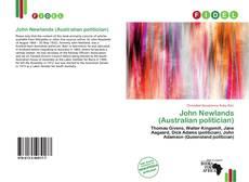 Bookcover of John Newlands (Australian politician)