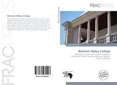 Bookcover of Belmont Abbey College