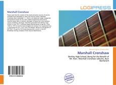 Portada del libro de Marshall Crenshaw