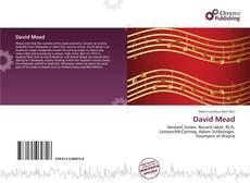 Buchcover von David Mead