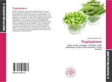 Borítókép a  Tryptophane - hoz