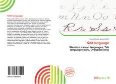 Kilit language kitap kapağı