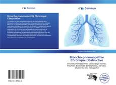 Обложка Broncho-pneumopathie Chronique Obstructive