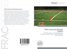 Bookcover of 1997 Cincinnati Bengals Season