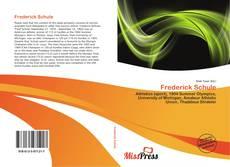Bookcover of Frederick Schule