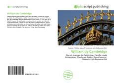 Bookcover of William de Cambridge
